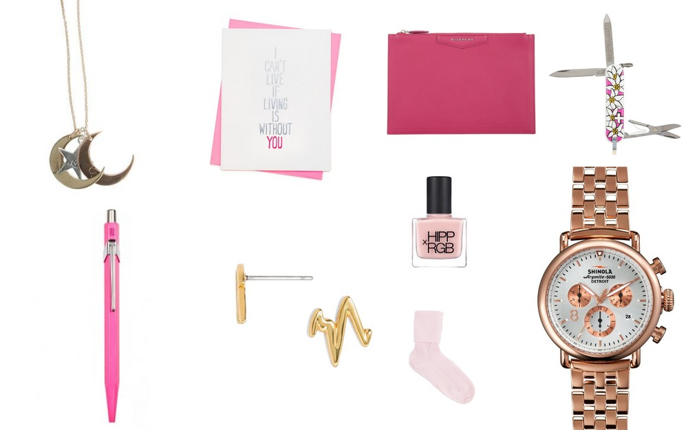 A valentines gift guide for your girl crushes