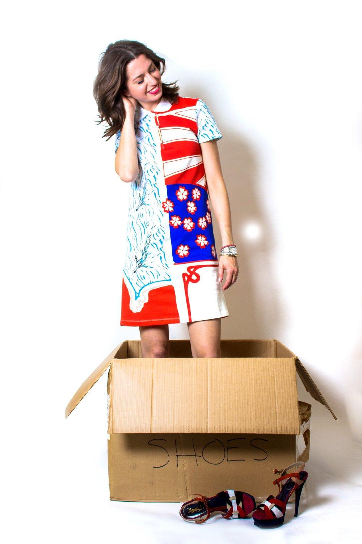 Carven polo shirt dress