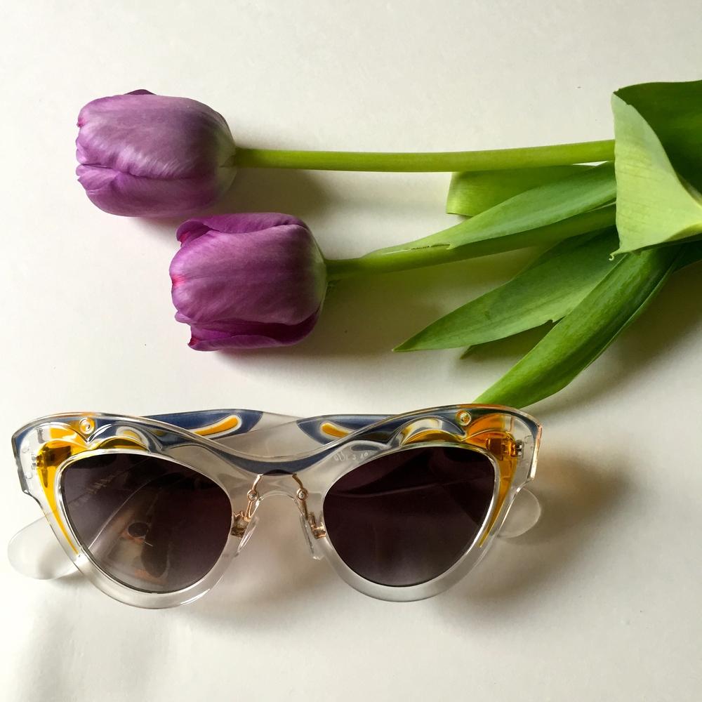 Pixie Market vs Miu Miu sunglasses