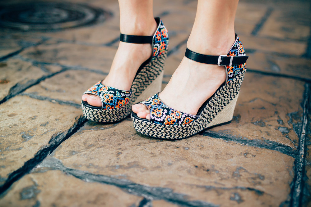 Circus by Sam Edelman summer wedges