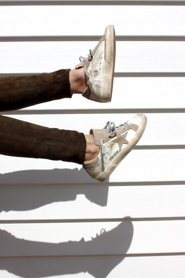 Tamar Mendelssohn The Shoe Diet Golden Goose