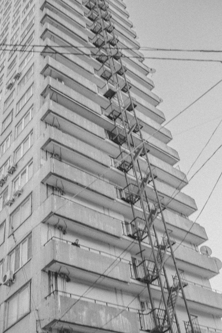 Moscow.Arbat street.