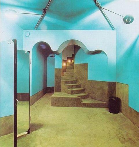 Sergio Asti , Celine Shop 1977 #interior #design #sergioasti