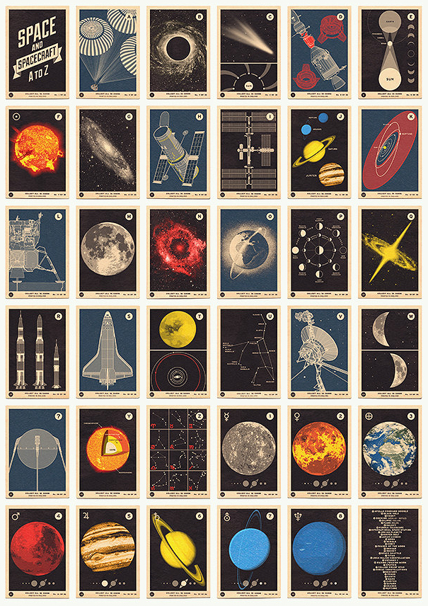 nevver :      Space and Spacecraft A to Z