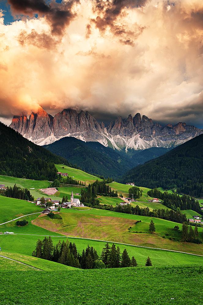 wnderlst :      Dolomites, Italy