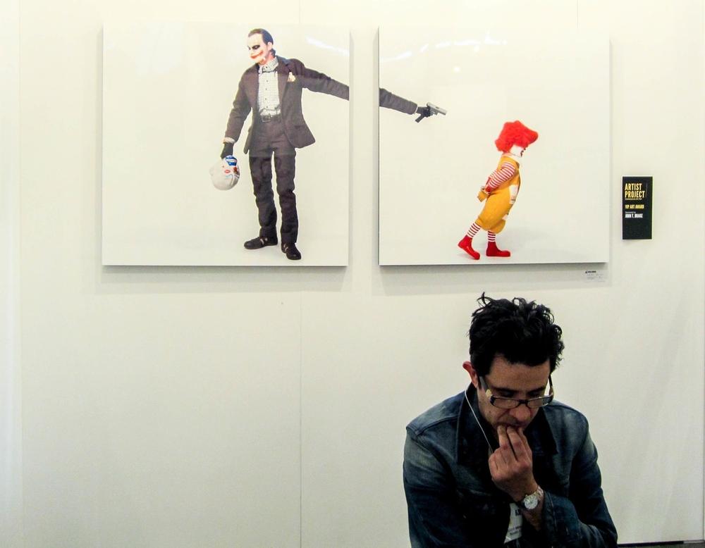 Marcus Minuchin // Fine Artist