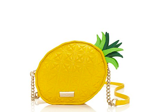 PINEAPPLE CROSS BODY // KATE SPADE