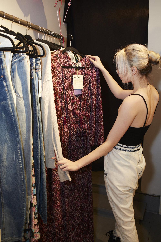 Juliet Maxi Dress By Show Me Your Mumu $149.00 CAN