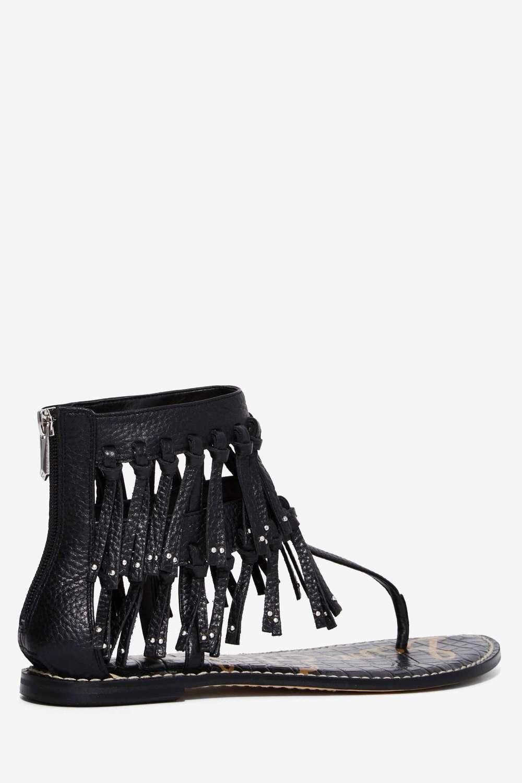 Sam Edelman Griffen Leather Sandal