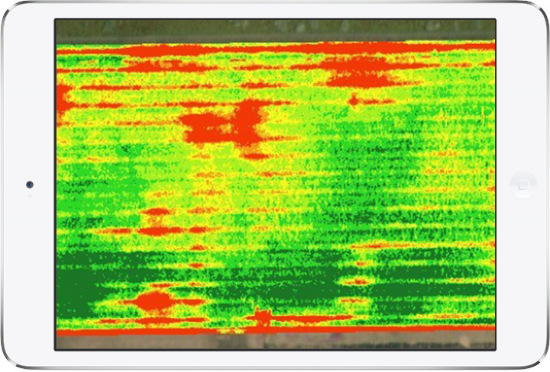 Aerial Crop Mapping Software