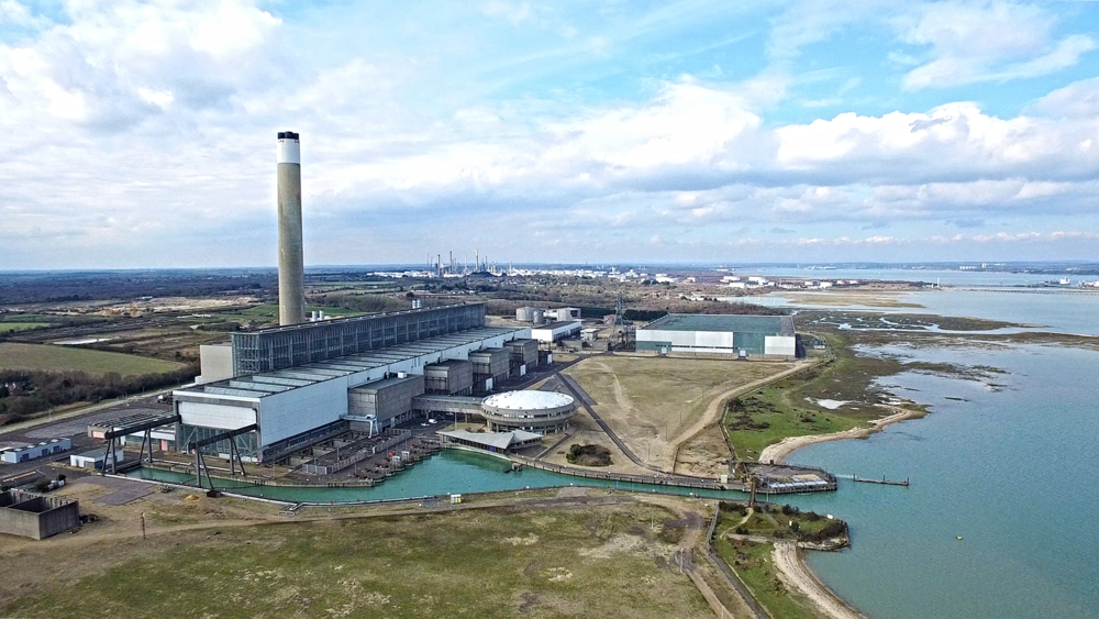 UAV Drone Photography Southampton Hampshire