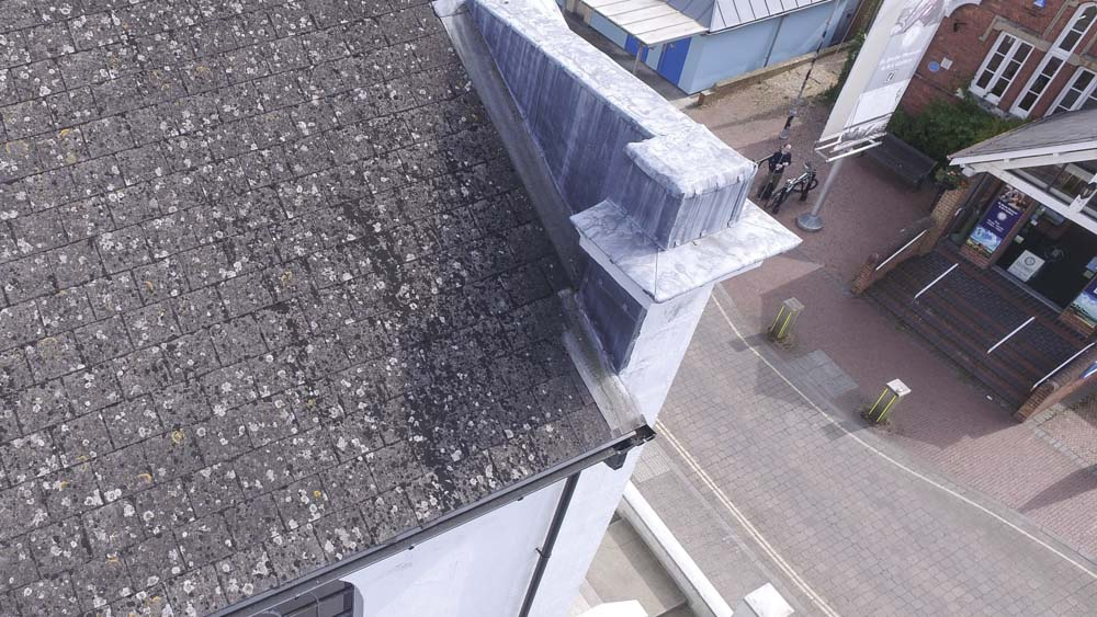 Drone Aerial Roof Inspections