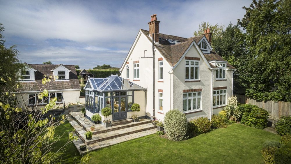 Aerial London Property Photography