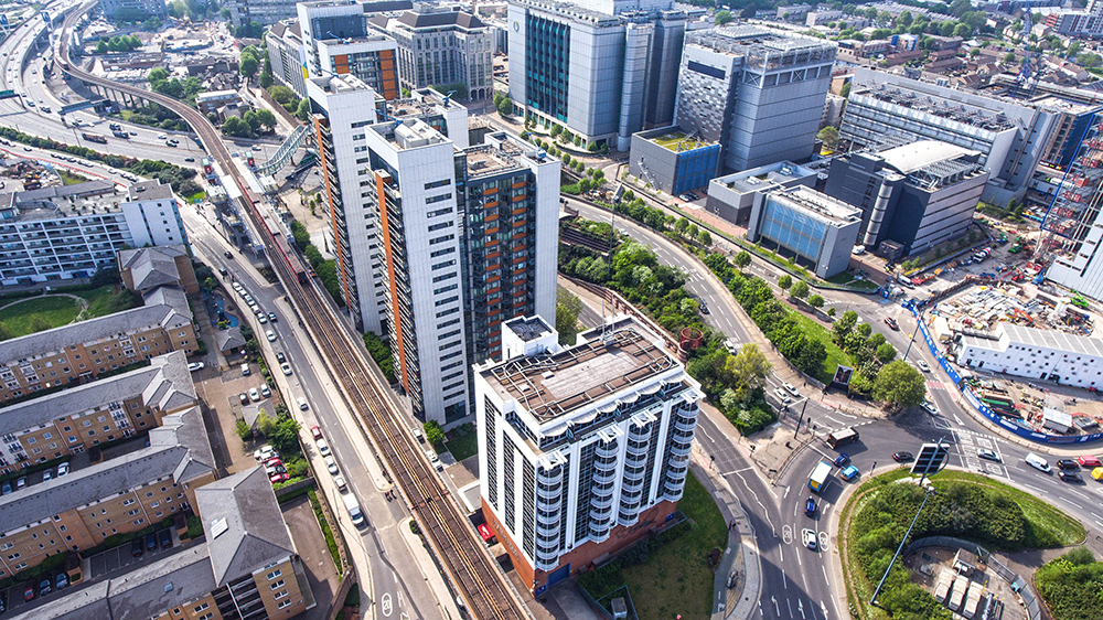 Drone Aerial Photography London
