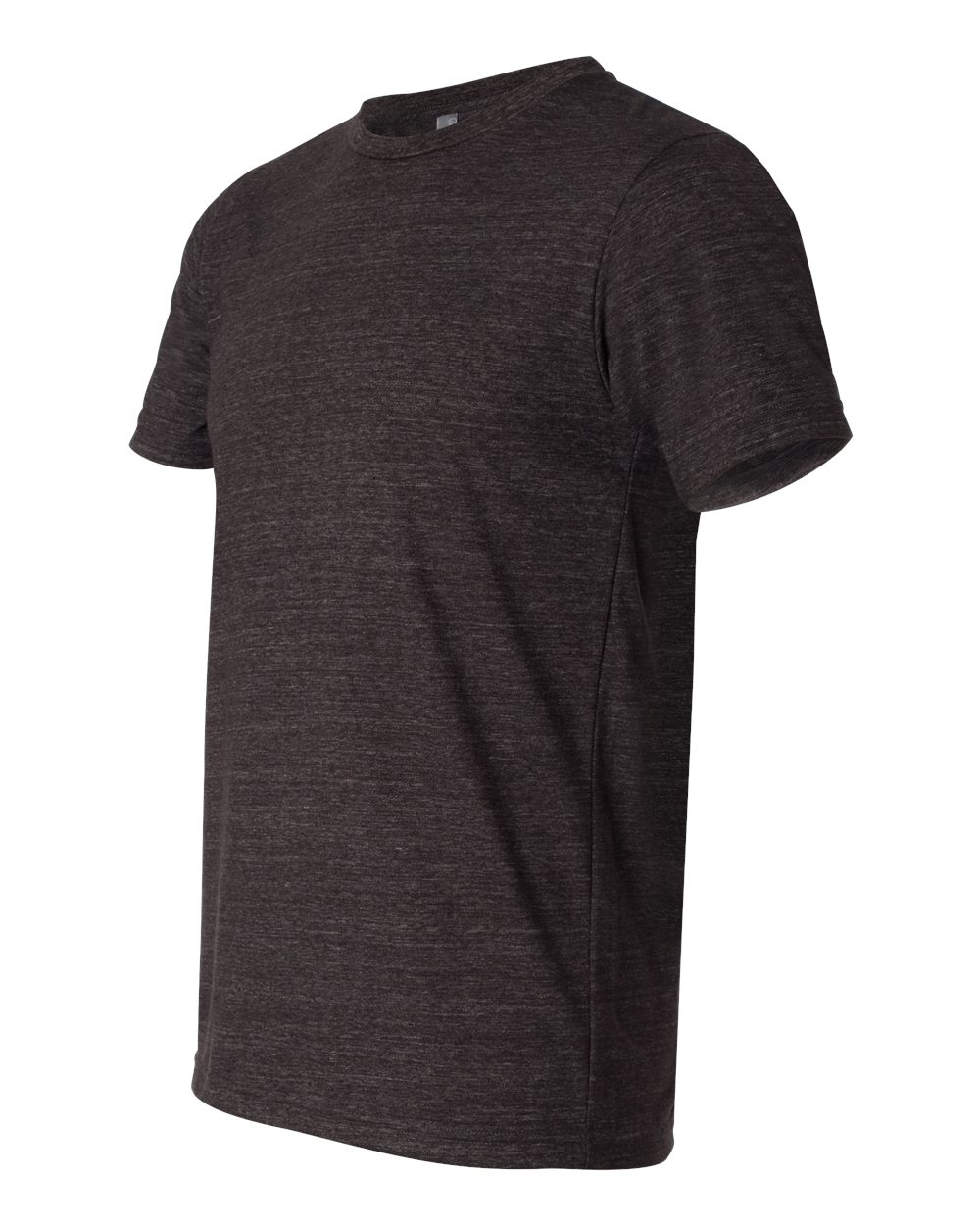 Canvas 3413 - For the ultimate soft, vintage feel, there is no better option than a triblend tee. This shirt is a slimmer cut than the average tee, is available in sizes XS-4XL (select colors) and comes in an impressive variety of colors.
