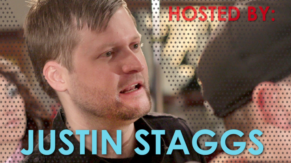 Justin Staggs  is an award winning writer/director with several screenplays and over 50 music videos to his credit.   (NOFX, Foo Fighters, Bouncing Souls) He loves horror films, collects action figures and is a passionate vegitarian.