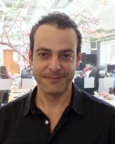 Rabin Yaghoubi Chief Commercial Officer See more