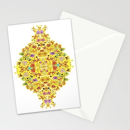 celebration cards (x3)