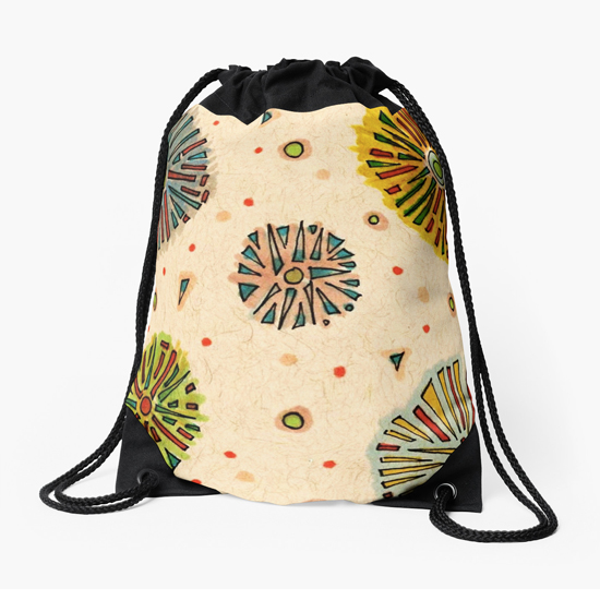 friday drawstring bag
