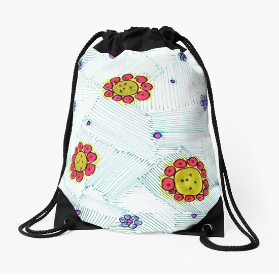 oreole drawstring bag