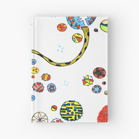 baioretto hardcover journal