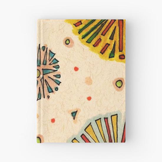 friday hardcover journal