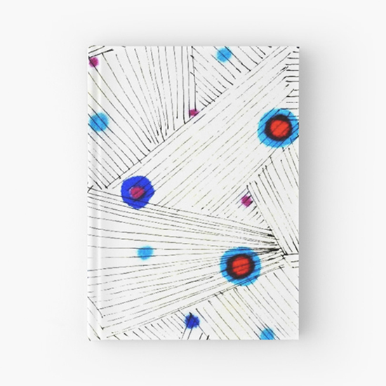 lumiere hardcover journal