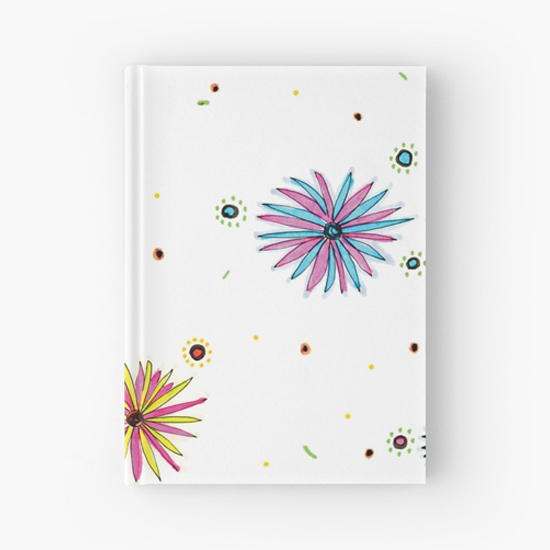 sydney summer hardcover journal