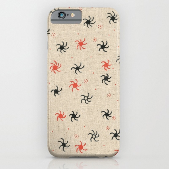pinwheel iphone case