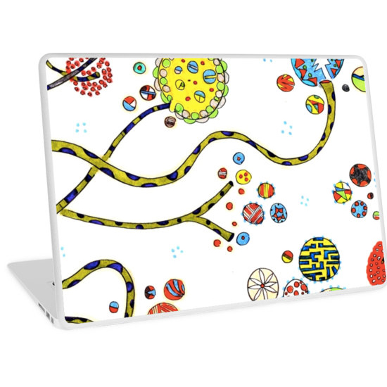 baioretto laptop skin