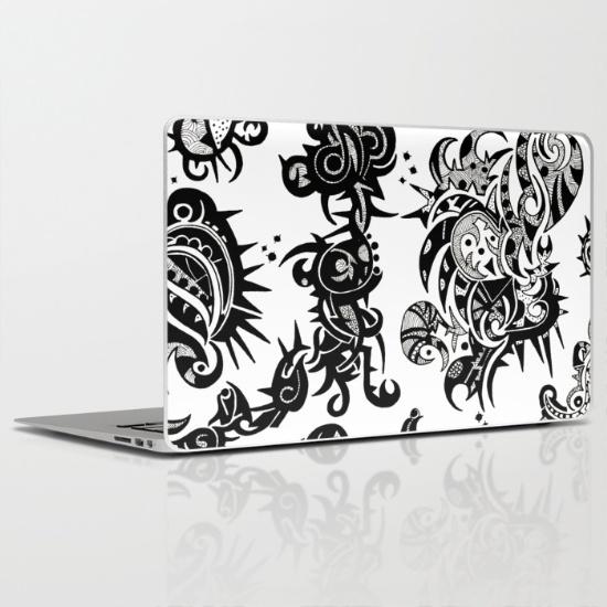 bhandavi laptop skin