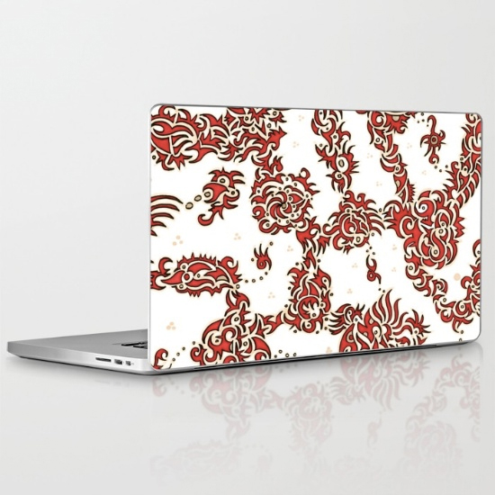 freedom laptop skin