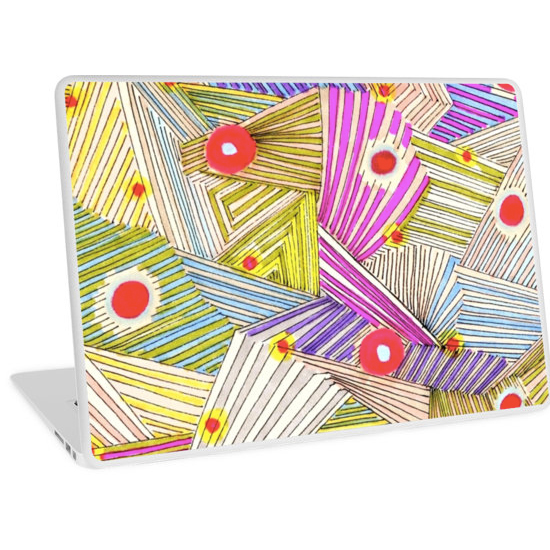 happenstance laptop skin