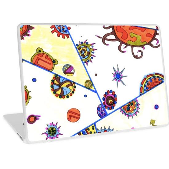 kasshoku laptop skin