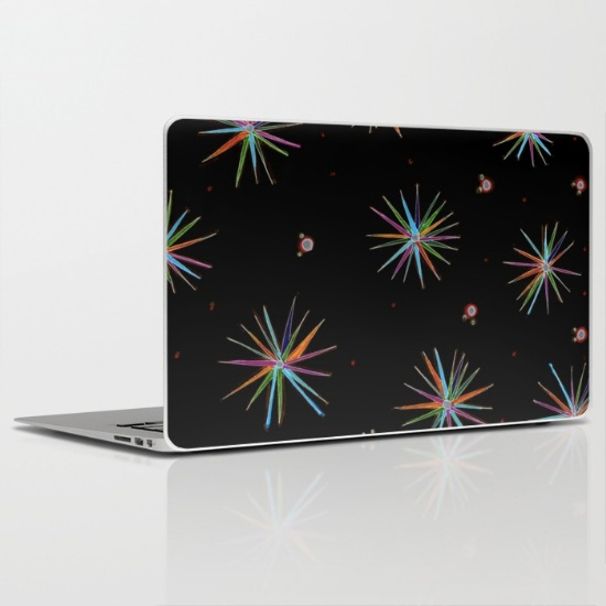 little star laptop skin