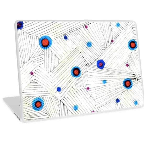 lumiere laptop skin