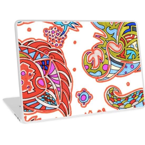 orengi laptop skin