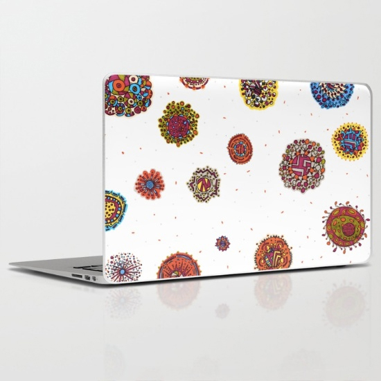 sagitta laptop skin
