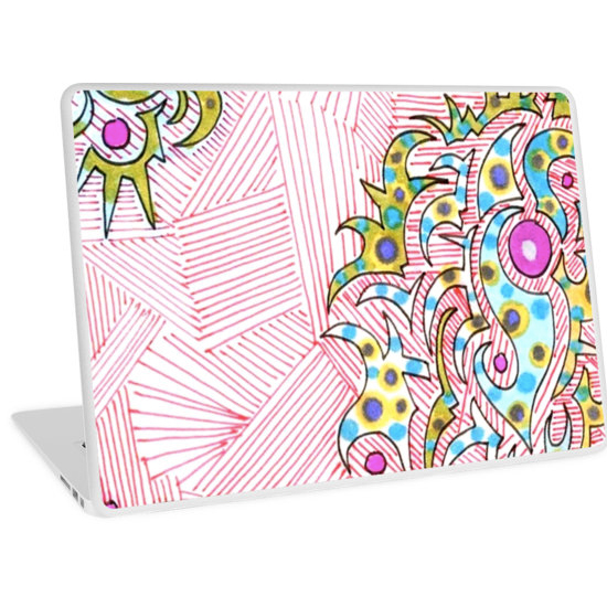 turkish delight laptop skin