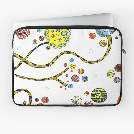 baioretto laptop sleeve