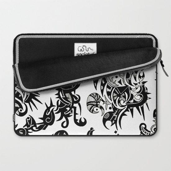bhandavi laptop sleeve