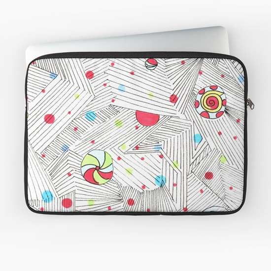 cathedral laptop sleeve