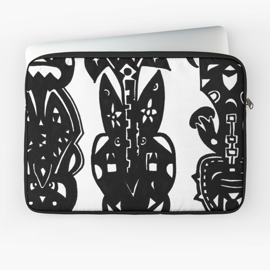 dreaming trees laptop sleeve