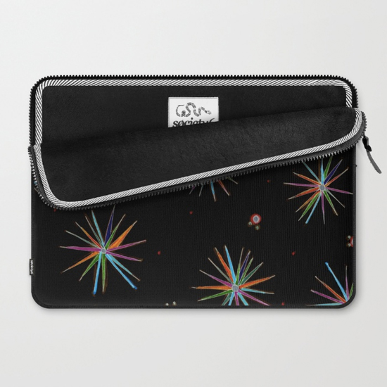 little star laptop sleeve