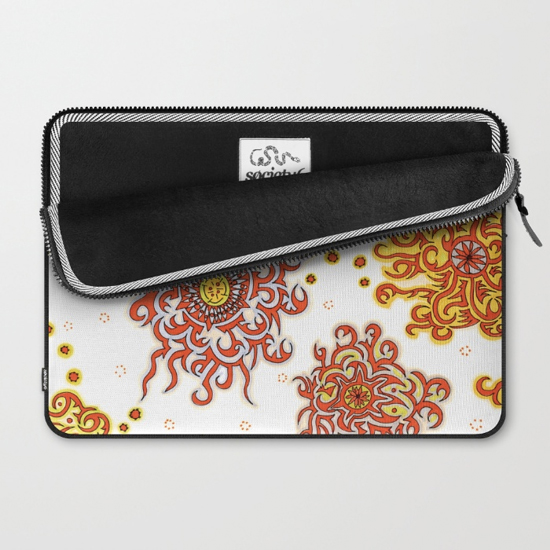 nairobi laptop sleeve