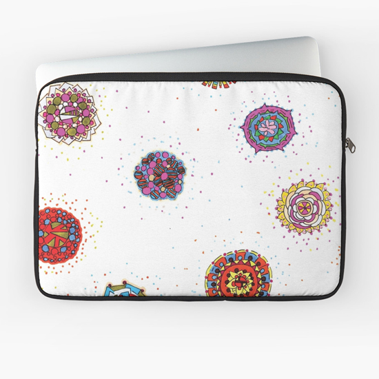 snap dragon laptop sleeve