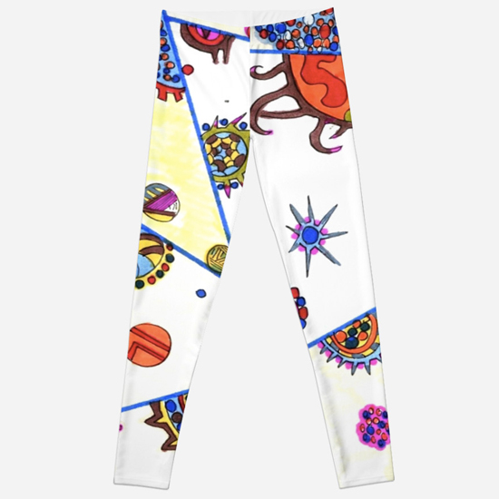 kasshoku leggings