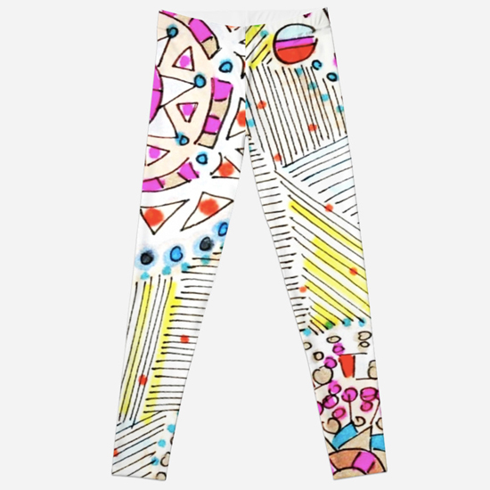 mai tai leggings