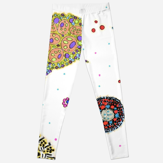 rozu leggings
