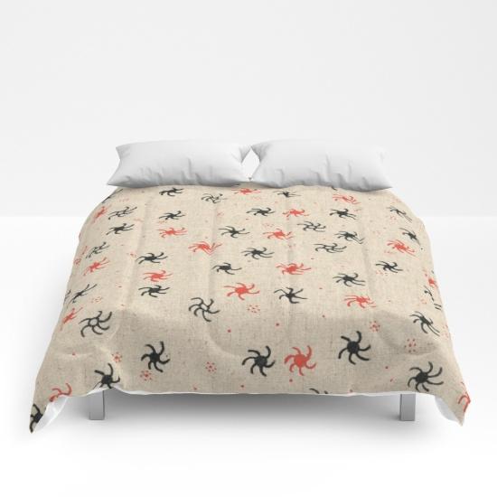 pinwheel comforter